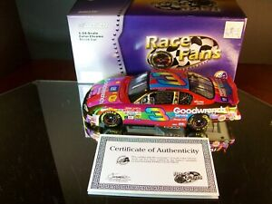 Dale Earnhardt #3 GM Goodwrench Peter Max Color Chrome 2000 Chevrolet MC 5,004