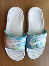 Nike Benassi JDI Women's Slides Sandals Slippers House Shoes