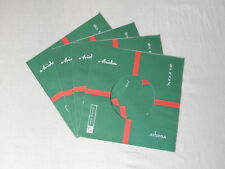 4 Ariola Firmen Cover- Neu Reprint