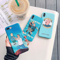 For iPhone7 8Plus XR Xs Max 11Pro Spoof Bobby Hill Phone Case Cover Funny Cute