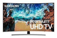"Samsung Un55Nu8500 Curved 55"" 4K Uhd 8 Series Smart Led Tv (2018)"