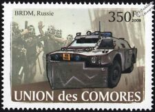 Russian BRDM-2 Armoured Scout Car / Anti-Riot Vehicle (Czech Police) Stamp