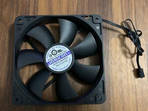Jamicon KF1225S1LSBR PC case fan 120mm Black