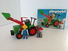 Playmobil 3500 - Farmer with Tractor (Klicky-Box, OVP) II