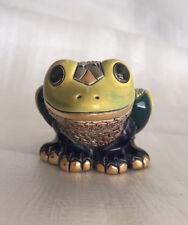 DeRosa Rinconada 798 Tree Frog Silver Anniversary Retired New Original Packing