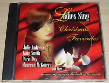 LADIES SING CHRISTMAS FAVORITES CD SMITH DAY MCGOVERN CARR ANDREWS