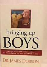 BRINGING UP BOYS By James Dobson (Hardback)