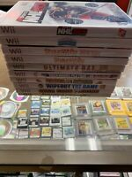 Wii Lot 10 Games