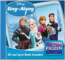 DISNEY - FROZEN SING-ALONG: CD ALBUM (June 2nd 2014)