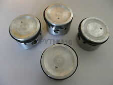 AE HEPOLITE 18742 .020 O/S  NEW PISTON  SET AND RINGS FOR SAAB TRIUMPH 1.7 LITER