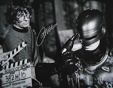 Peter Weller ROBOCOP signed autographed 11x14 A