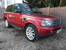 Right-hand drive Diesel Range Rover Sport Cars
