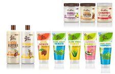 Queen Helene Mint Aloe Vera Face Vitamin Cocoa Butter Masque Scrub Exfoliation