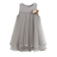 New Flower Girl Summer Princess Dress Kids Baby Party Wedding Tulle Tutu Dresses