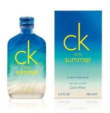 Parfum CALVIN KLEIN CK ONE SUMMER 2015 EDT 100ml Neuf et sous blister