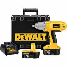 DEWALT DW 059 KO Batterie-Visseuse 418 Presque comme neuf, dw059hk, 2x 18v-2, 6ah Batterie, dw059kb