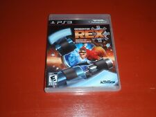 Generator Rex: Agent of Providence (Sony PlayStation 3, 2011) PS3 Complete