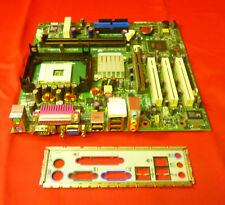 EMachines P35-141-1FA9 PC Board Motherboard Complete With I/O Back Plate