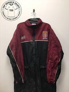 Aston Villa 1993/1995 Asics Football Jacket Men's XL Extra Large