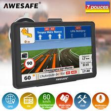 7 Pouces Awesafe GPS Navigation POI pour Voiture Navigator avec 8Go Europe Carte