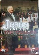 Jesus Dropped The Charges By Jimmy Swaggart (DVD) Sealed.  Family Worship Center