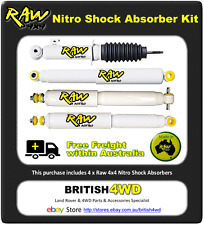 Ford Courier Raw 4x4 Nitro Shock Absorber Kit