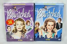 2 Bewitched DVD Box Sets Complete Season One and Two First Second Sitcom