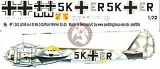 Peddinghaus 1/72 Junkers Ju 88 A-4 Markings III./KG 3 Russia Winter 1941-42 1342