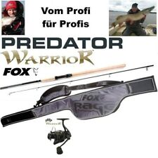 Fox RAGE WARRIOR 4000 + WARRIOR Spin 2,40m Fox Wg: 20-80G + Rod Sleeve
