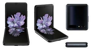 Samsung Galaxy Z Flip in Black Handy Dummy Attrappe Ausstellung Requisit Deko