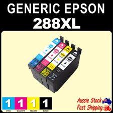 4x 6x 8x 10x 288XL 288HL 288 Non-OEM Inks For EPSON XP240 XP340 XP344 XP440