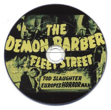 Sweeney Todd: The Demon Barber of Fleet Street (1936) Horror Movie on DVD