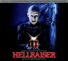 CHRISTOPHER YOUNG - HELLRAISER 30TH ANNIVERSARY - ORIGINAL SOUNDTRACK   CD NEUF
