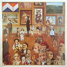 """PETER BLAKE RARE 1979 DUMONT CALENDAR POP ART LITHOGRAPH PRINT """" ACADEMY """" 1975"""