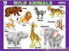 Animals Tray Puzzles