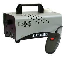 "E-Lektron Z-700LED 700W Nebelmaschine ""Blue-Flame"" DJ Party Smoke Rauch Maschine"