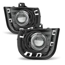 Fit 14-16 Scion tC Halo Projector Bumper Fog Lights w/ Bulbs+Switch+Wire Set