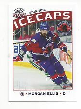 2015-16 St. John's IceCaps Update (AHL) Morgan Ellis (Chicago Wolves)