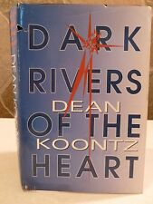 Dark Rivers of the Heart by Dean Koontz (1994, Hardcover)