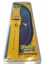 SpongeBob Squarepants LCD Watch Age 3+