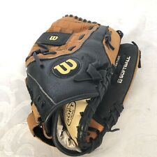 """Wilson Softball Glove Leather Flexback 13"""" Over-Sized ESB A2518 Right Handed"""