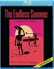 Endless Summer 0012233134254 With Robert August Blu-ray Region a