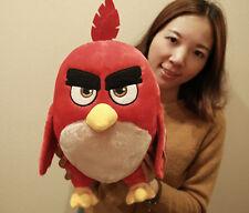 1pcs 50CM Big plush red angry birds Cute Giant Large Stuffed Soft Plush Toy Doll
