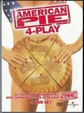 American Pie: 4-Play - 4 Disc Box Set - DVD