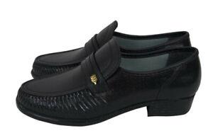 Michael Jackson BillieJean Non-slip Dance Shoes Black Flat Bottom Rubber Sole