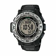 Casio Pro Trek PRW-3500-1 Solar Powered Wrist Watch for Men