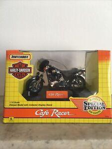 Matchbox Cafe Racer 1/15 Harley Davidson Special Edition Model - Unopened