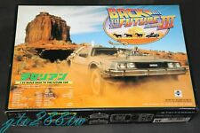 "Aoshima 1/24 ""BACK TO THE FUTURE"" Part 3 Type DeLOREAN Time Machine *EARLY ISSUE"
