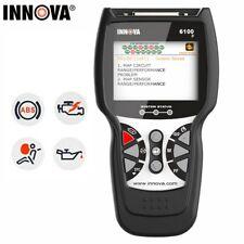 Innova 6100P Professional ABS SRS OBD2 Code Reader Engine Oil Service Scanner