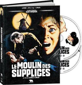 IL MULINO DELLE DONNE DI PIETRA BOX BLU RAY+DVD+LIBRO 64 PAG💀AUDIO ITALIANO
